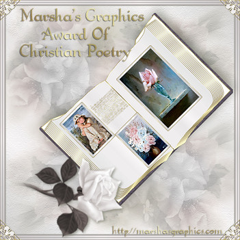 Marsha's graphics Award