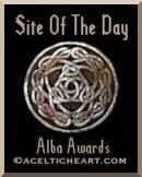 Celtic Heart Award