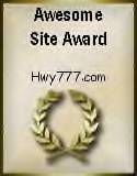 Hwy 777 Award