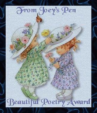 Joey's Pen Award