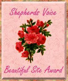 Shepherd's Voice Award