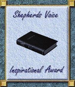 Shepherd's Voice Award 2